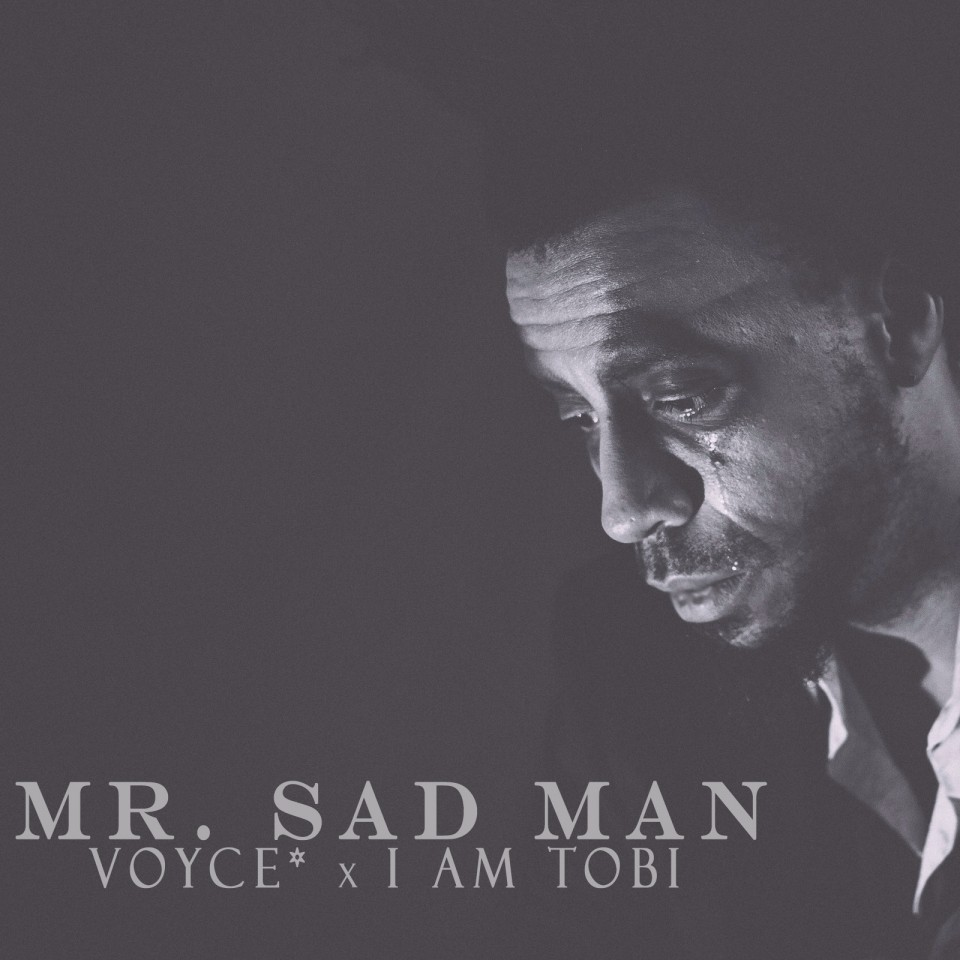 mr sad man